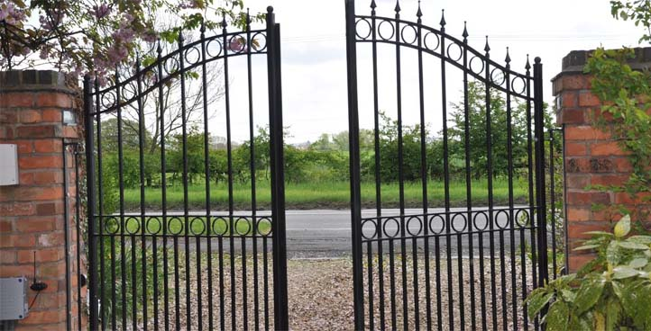Residential Electric Gates